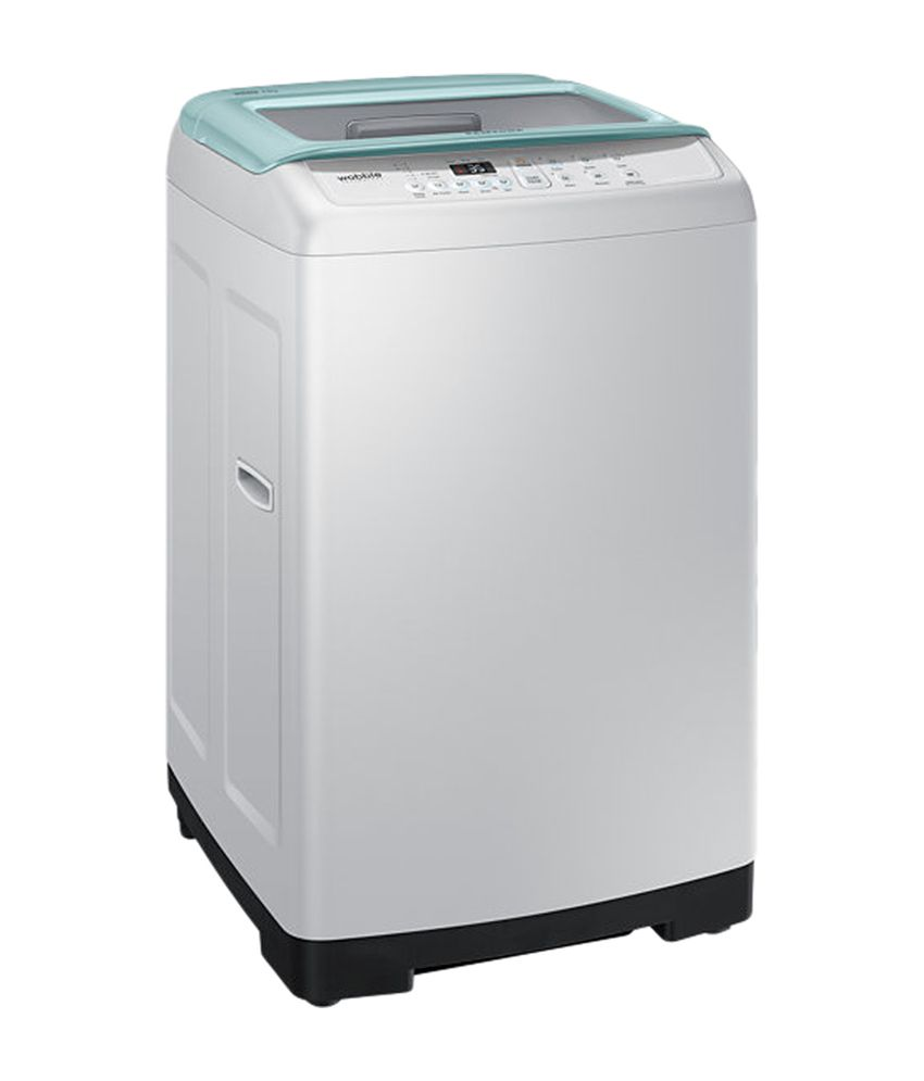 Samsung 6 Kg WA60H4300HB Fully Automatic Top Load Washing Machine