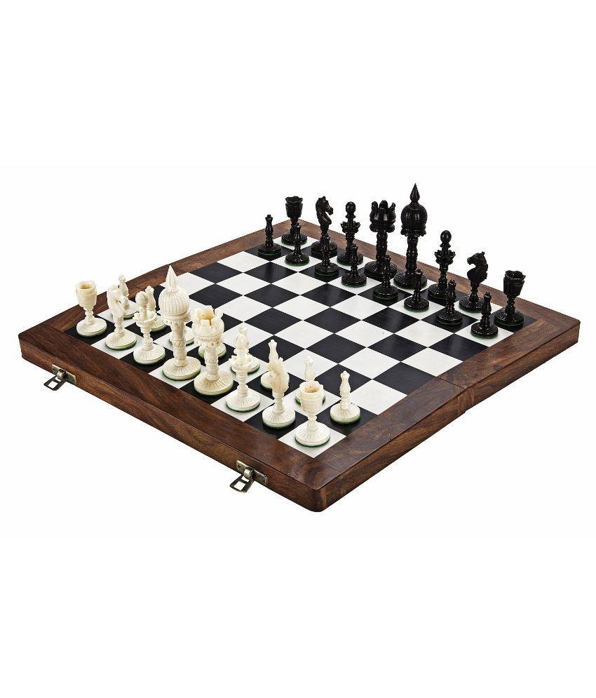 Chessncrafts Folding Chess Set