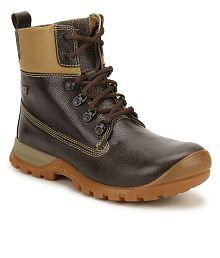 Quick View. Woodland Brown Boots