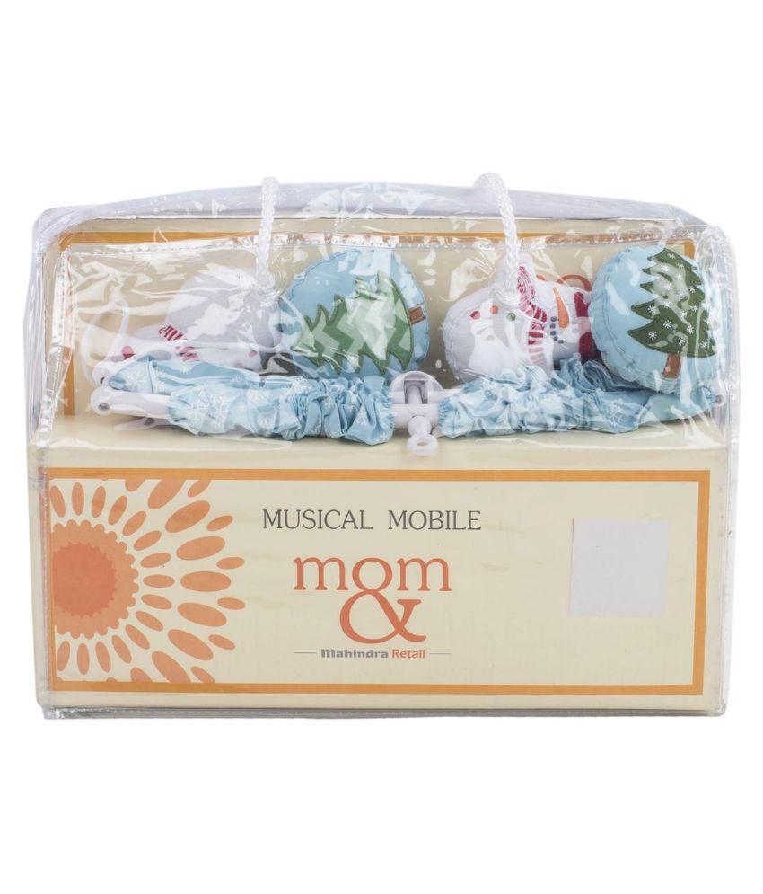 Mom Me Multicolor Crib