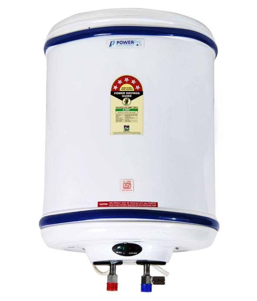 Powerpye Venus 15 L Storage Water Geyser