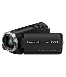 Panasonic HC-V180GW-K Black Video Camera