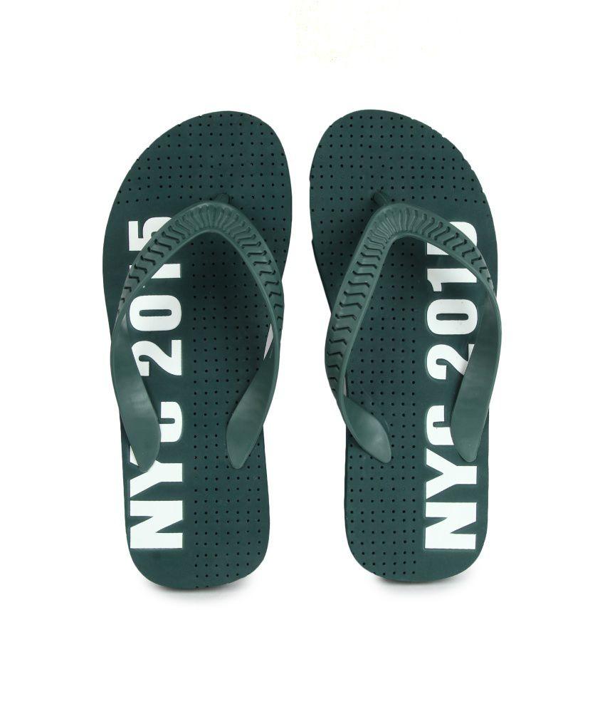 9d4f726b9000 Spunk Green Flip Flops Price in India- Buy Spunk Green Flip Flops Online at  Snapdeal