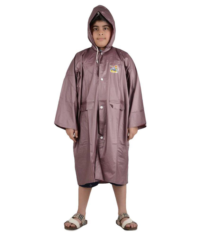 Inside fashion Brown rainwear