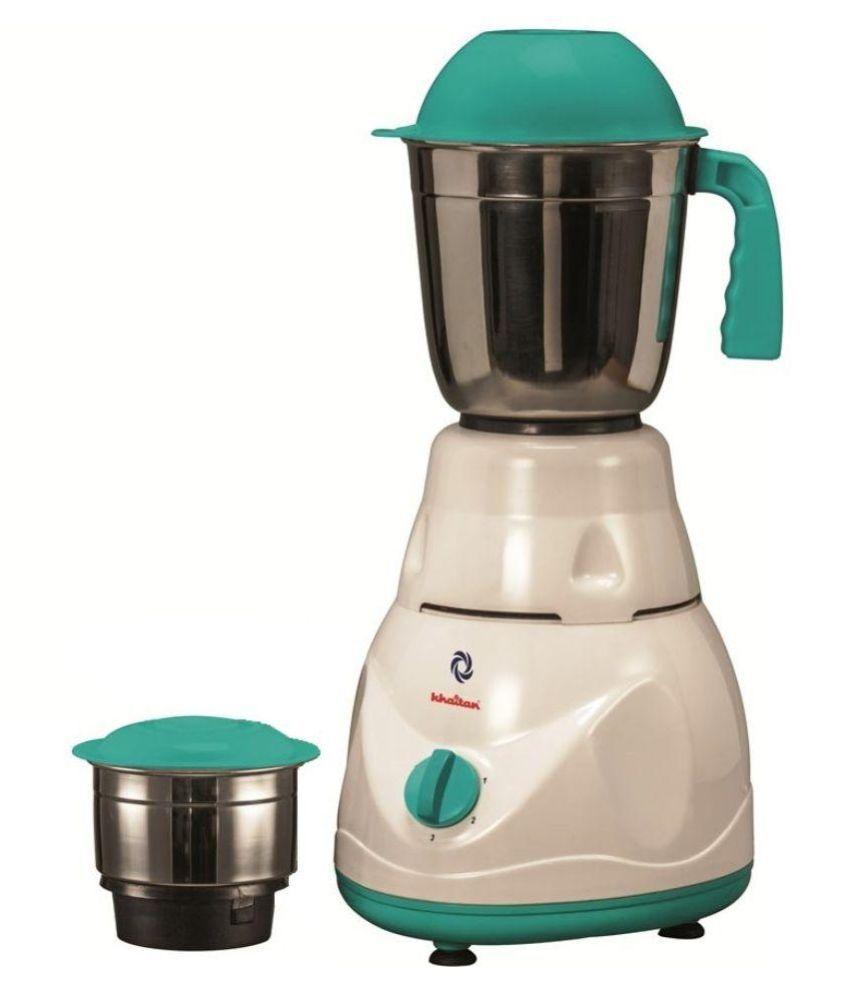 Khaitan Bingo 450W Mixer Grinder (2 Jars)
