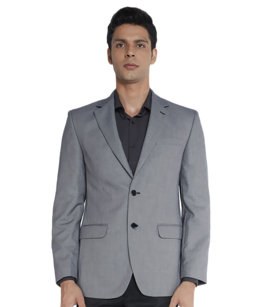 Park Avenue Grey Formal Blazers