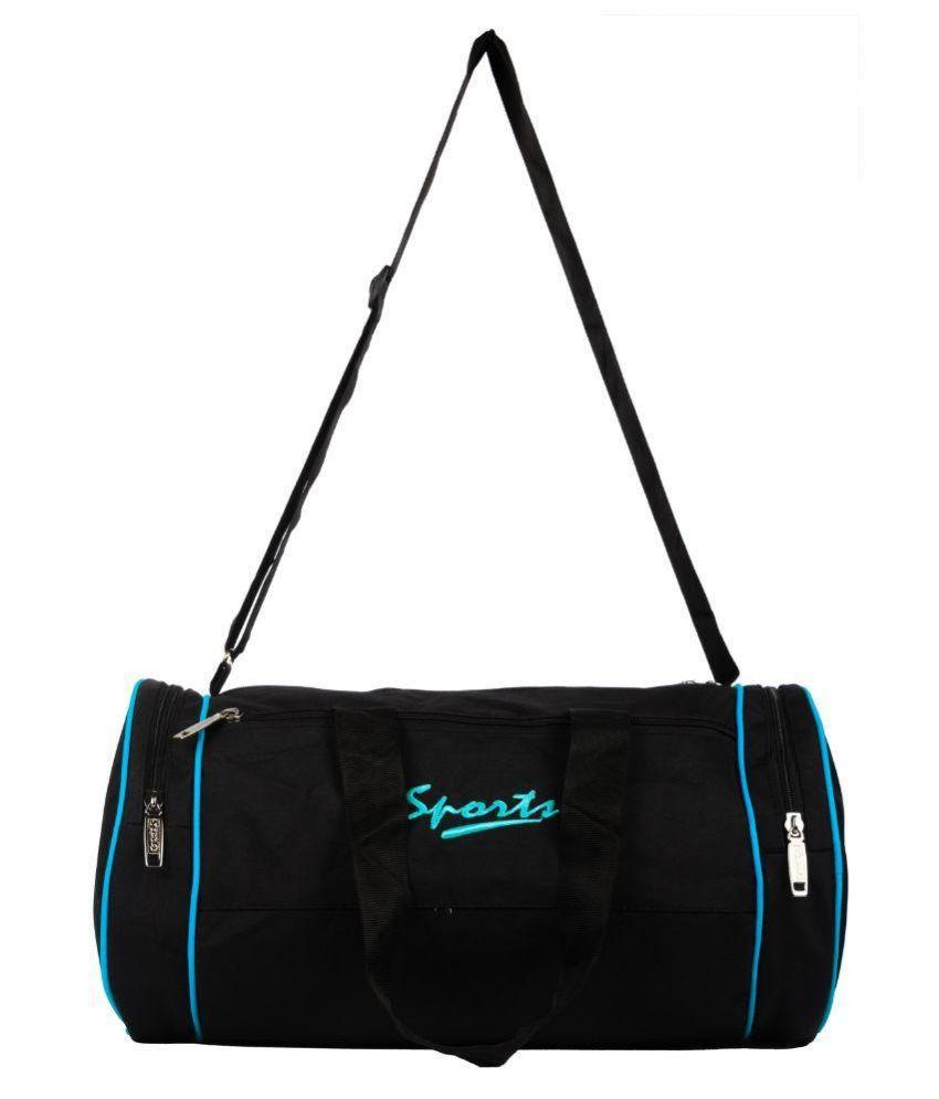 SSTL Black 18 Gym Bag