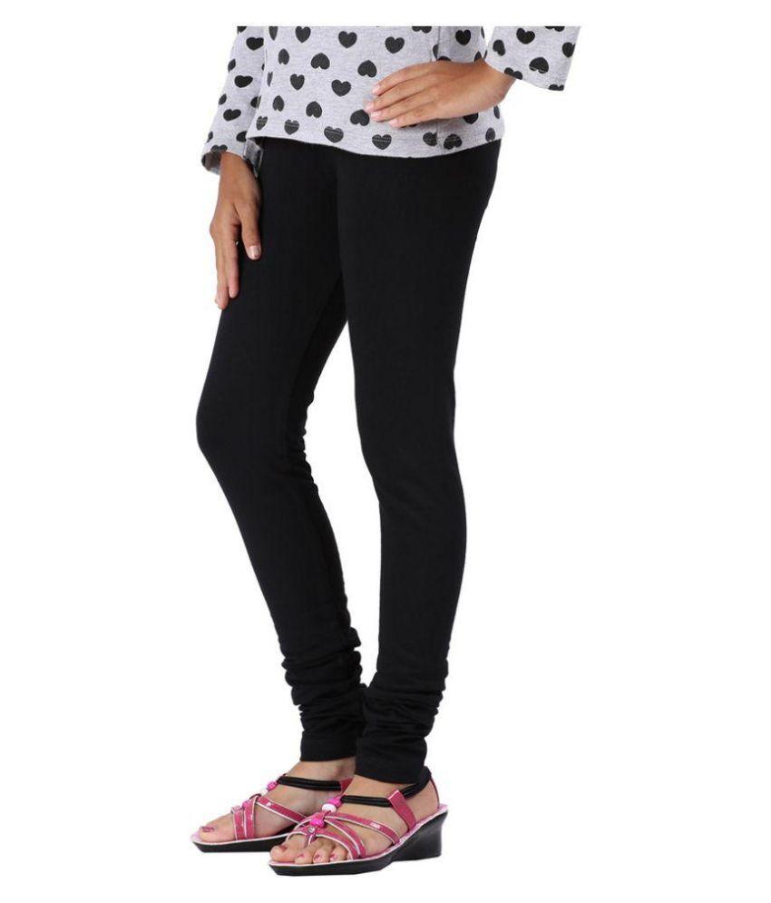 680a825abf9b9 Stylobby Multi Color Kids Leggings - Pack Of 3 - Buy Stylobby Multi ...