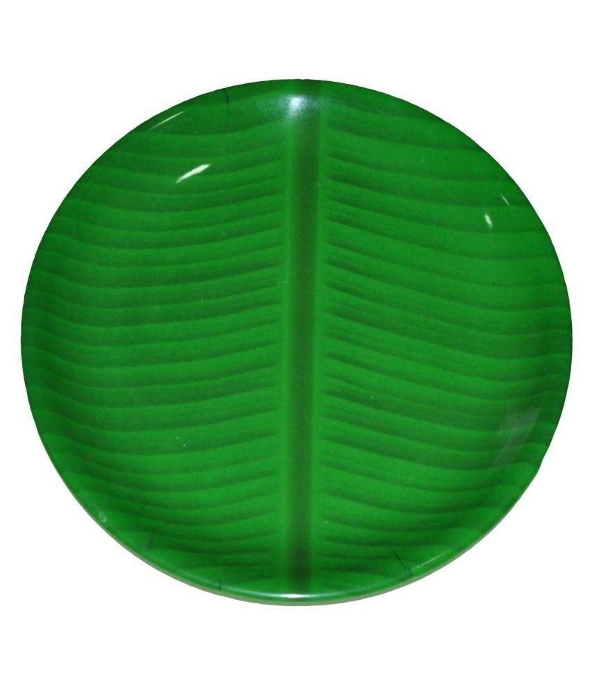 Hua You Green Melamine Plate  sc 1 st  Snapdeal & Hua You Green Melamine Plate: Buy Online at Best Price in India ...