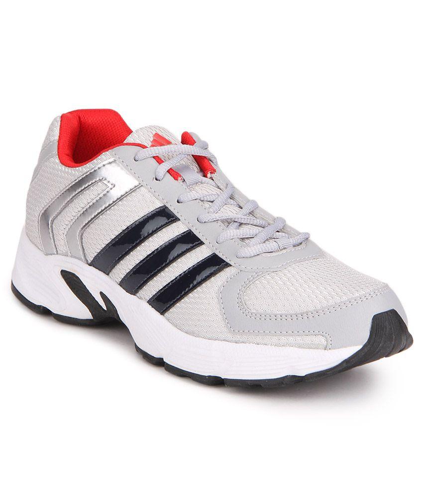 Adidas Galba 1.0 M Gray Sports Shoes ...