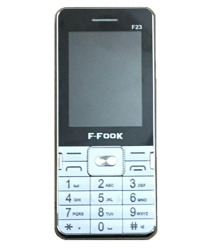 F-Fook F-23 ( Below 256 MB White )