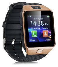 Ikazen Black V9 Sim Bluetooth Smart Watch