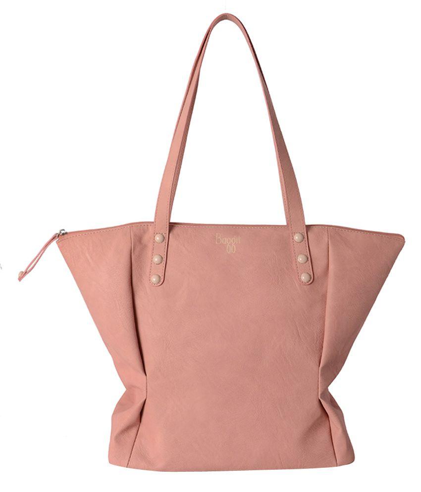 Baggit  Synthetic Shoulder Bag