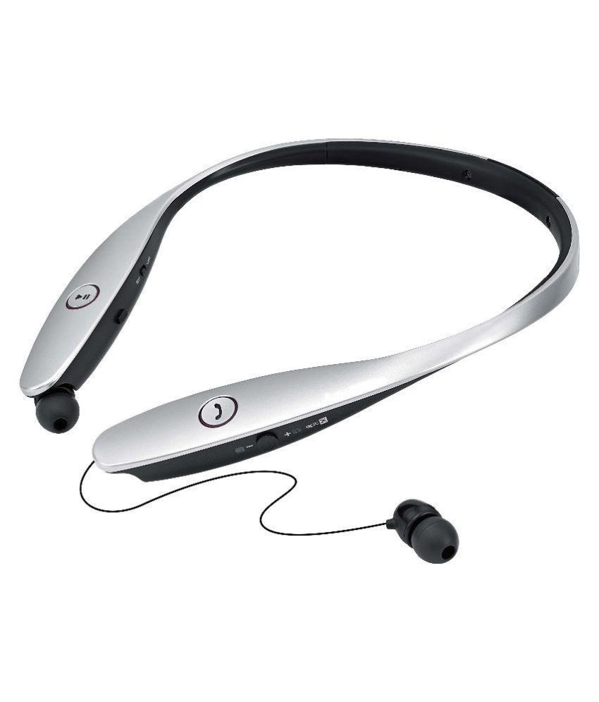 646543aafb0 MDI HB900 Bluetooth Headphone with Microphone - Silver - Buy MDI ...
