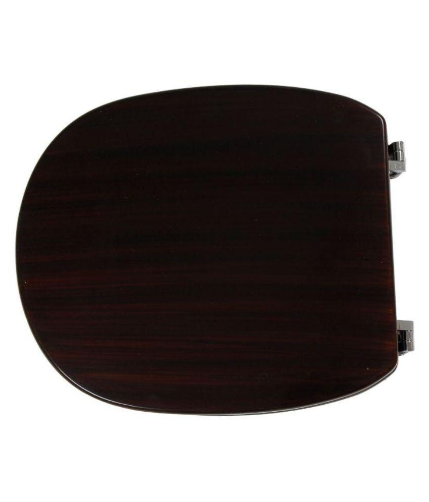 Wooden Toilet Seat Covers Luxury Toilet Seat Mahogany Bathroom