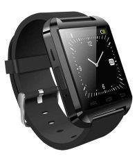 Dashmesh Cases Black Bluetooth Smartwatch