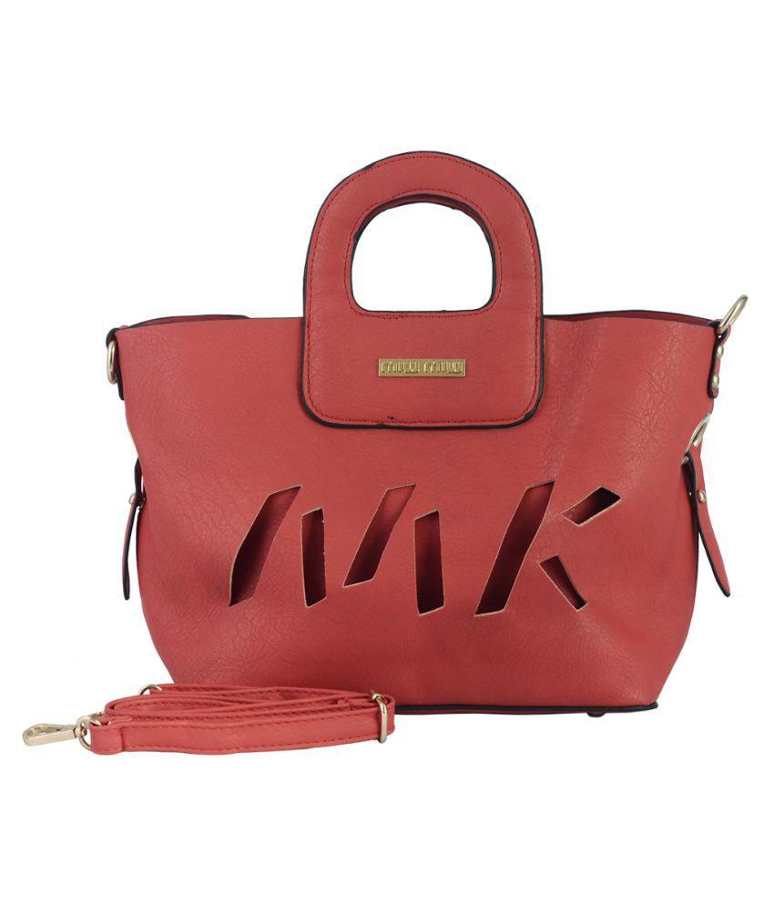 Zepzop Red Fabric Handheld
