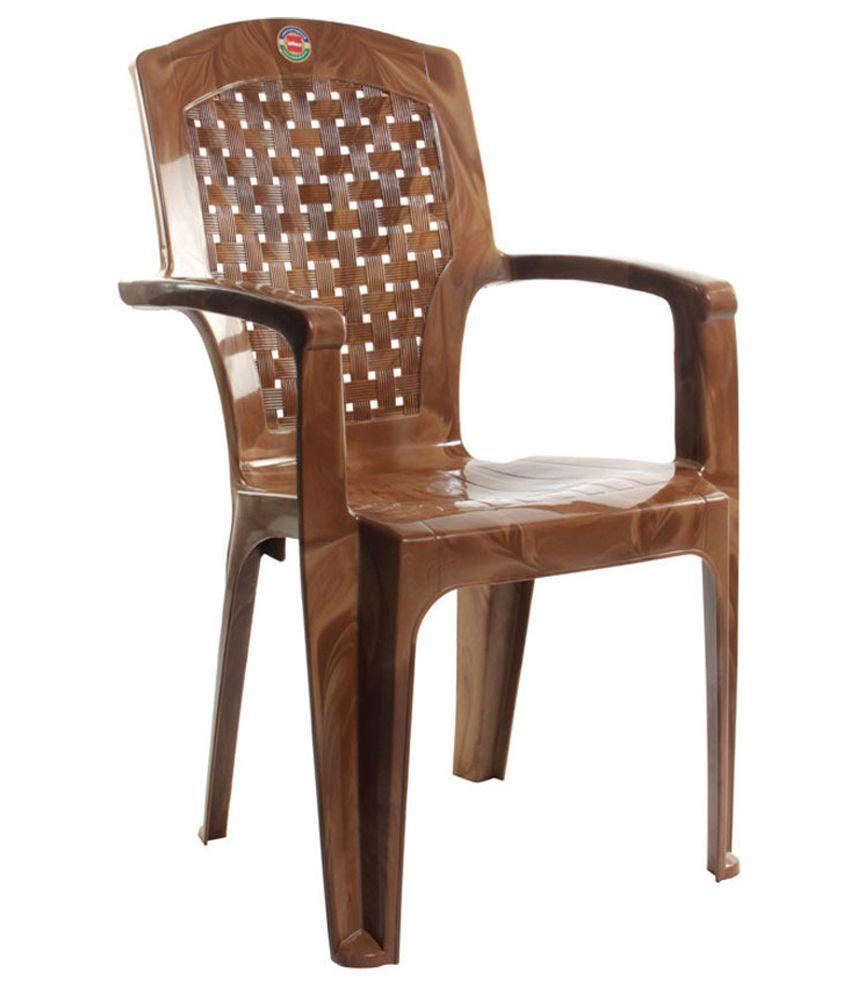 Cello Aristo Plastic Chair Set Of 2