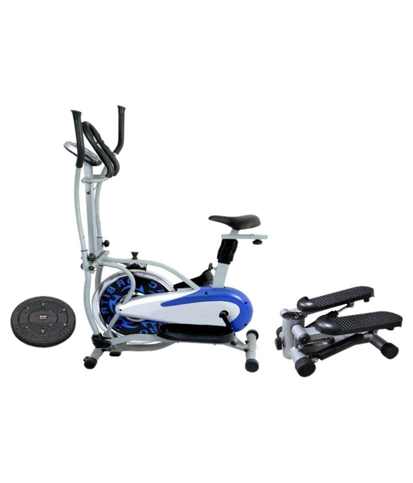 Allyson Fitness CW 7 In 1 Orbitrek Elite Elliptical Cross