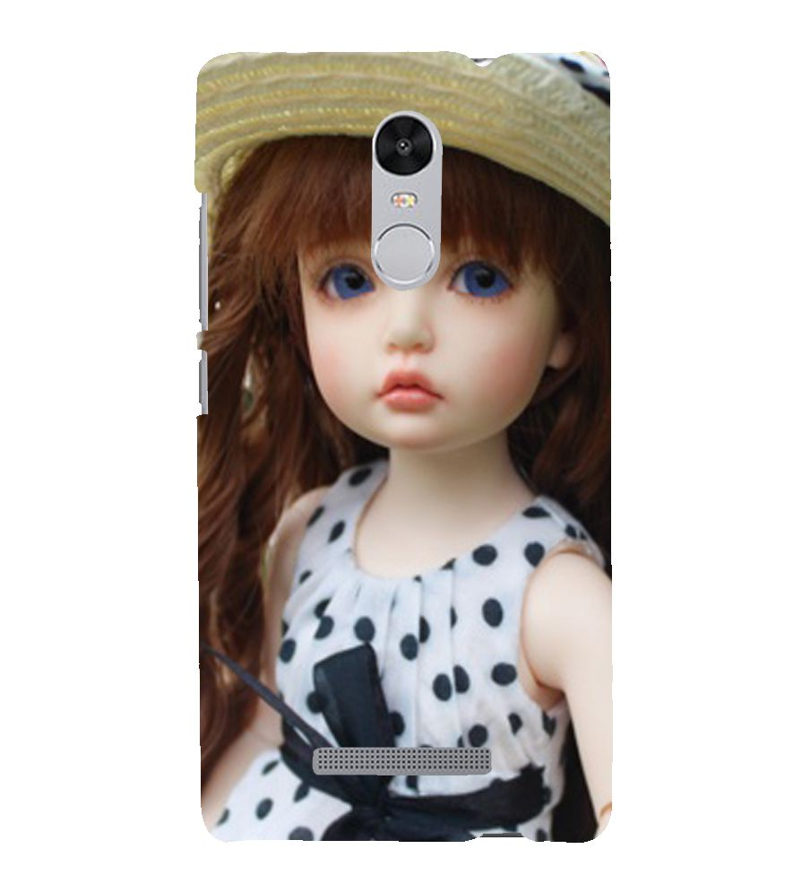 PrintVisa CUTE DOLL GIRL Case Cover for Xiaomi Redmi Note 3::Xiaomi Redmi Note 3 Pro - Printed Back Covers Online at Low Prices | Snapdeal India