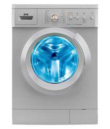 IFB 6 kg Eva Aqua Sx Ldt 6 Kg Fully Automatic Front Load Washing Machine Silver