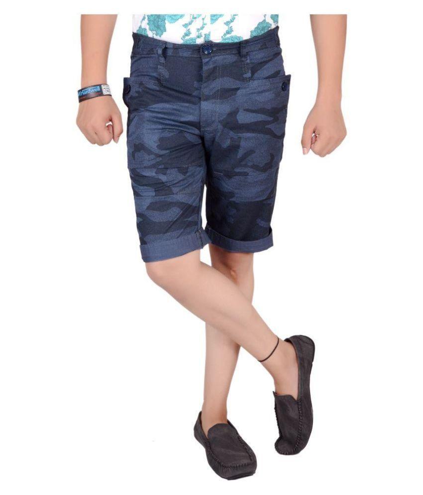 Actistud Blue Shorts