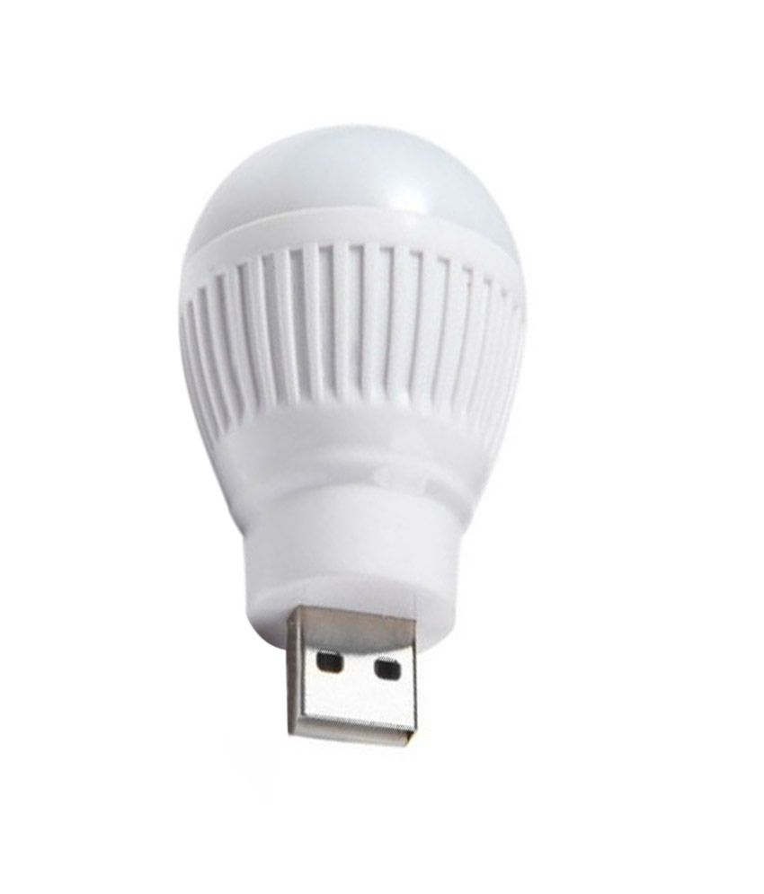 Gadget Deals Mini Portable USB LED Bulb (Multicolour)