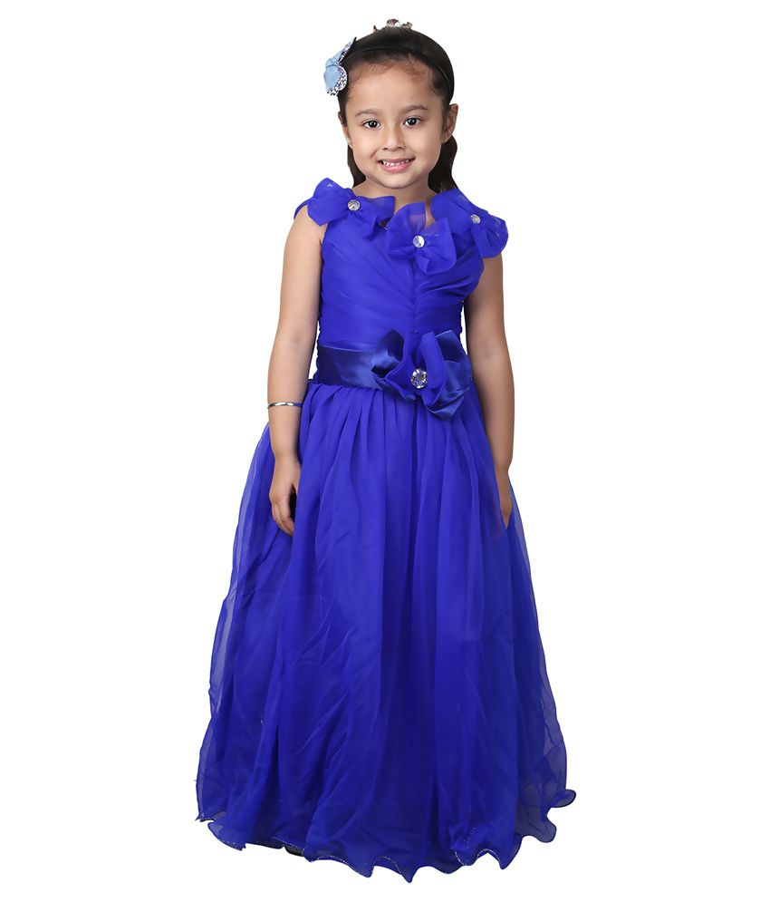 e5d71735a32 Qeboo Purple Gown - Buy Qeboo Purple Gown Online at Low Price - Snapdeal