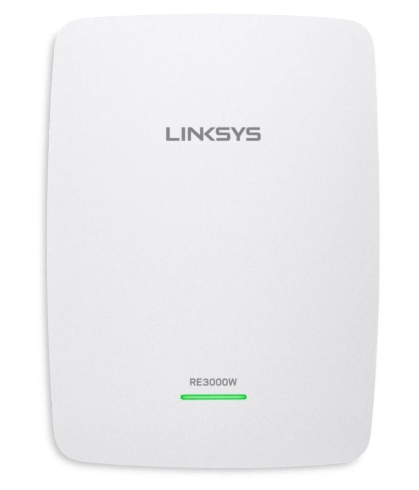 Linksys RE3000W 300 Mbps Wireless Range Extender / Booster