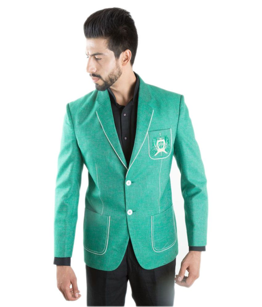 Jahanpanah Green Party Blazers