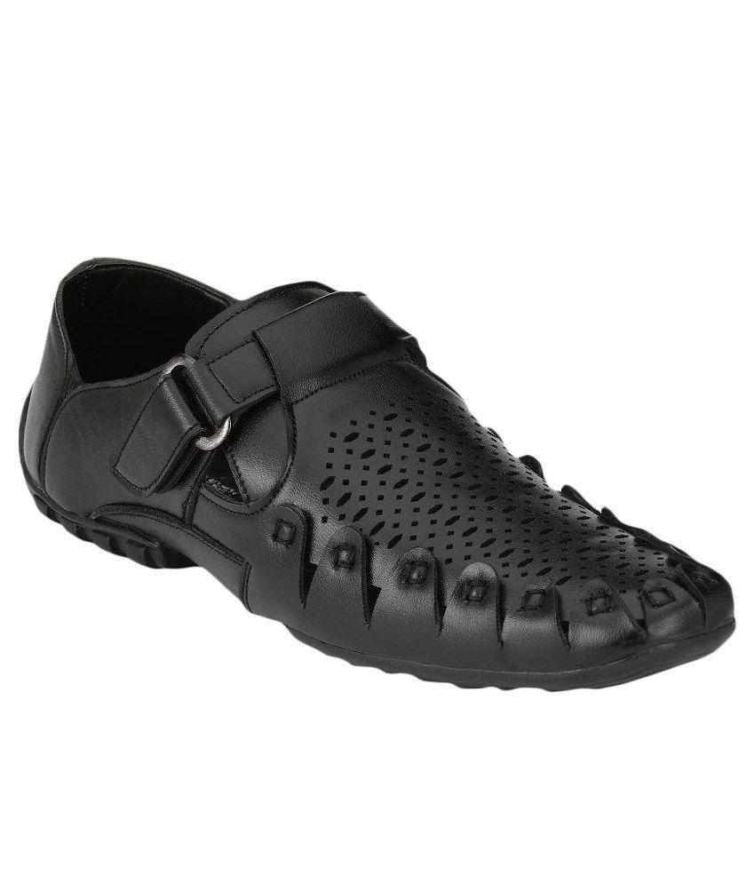 Womens sandals flipkart - Quick View Imcolus Black Sandals