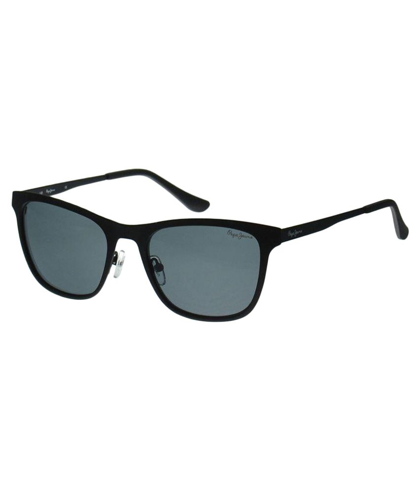 1ffe55ab0e Pepe Jeans Gray Wayfarer Sunglasses ( PJ5106C153 ) - Buy Pepe Jeans Gray Wayfarer  Sunglasses ( PJ5106C153 ) Online at Low Price - Snapdeal