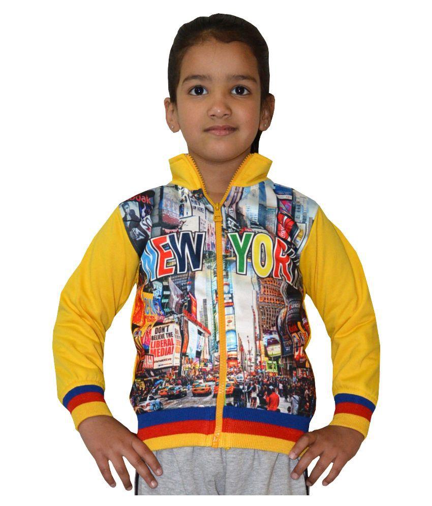 Shaun Multicolour Woollen Sweatshirt