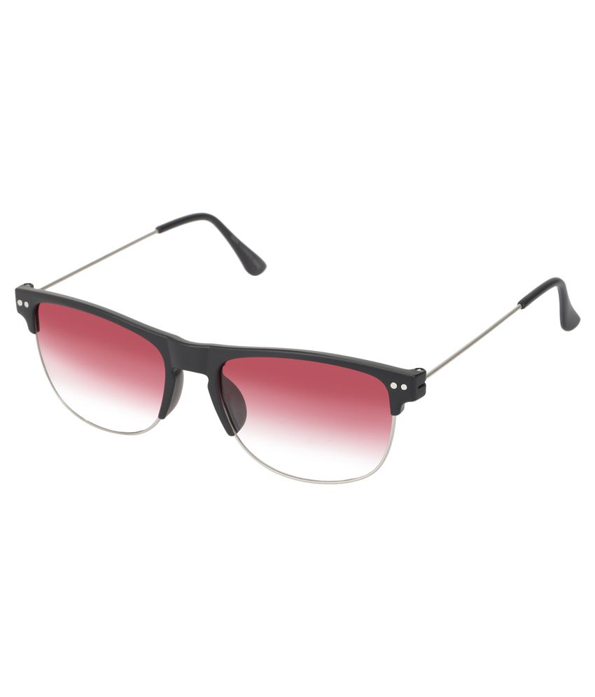 Eagle Eyewear Pink Clubmaster Sunglasses ( 44024_Pink )