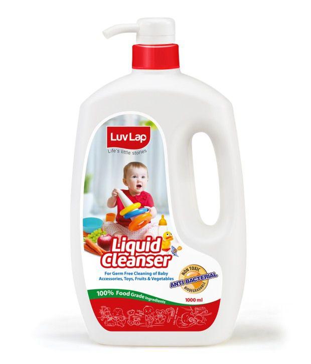 Luvlap White Liquid Cleanser 1000 ml