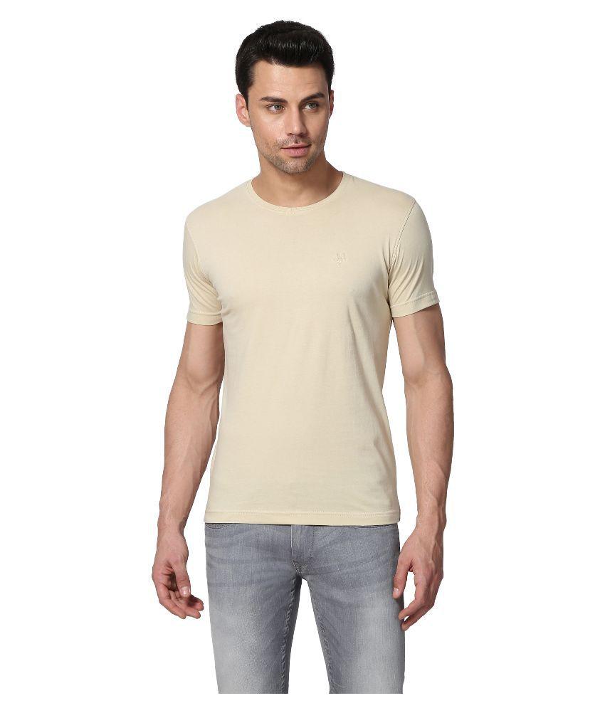 Goat Beige Round T Shirt Beige
