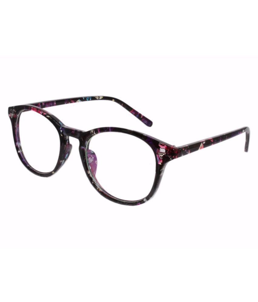 ff1ee4b5c8 Lavish Blink Multicolor Oval Spectacle Frame ( LB-FRM-1587 ) - Buy Lavish  Blink Multicolor Oval Spectacle Frame ( LB-FRM-1587 ) Online at Low Price -  ...