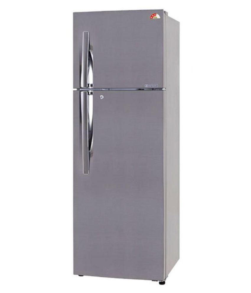LG 260 Ltr 3 Star GL-T292RPZM Double Door Refrigerator [with Dual Fridge Feature]