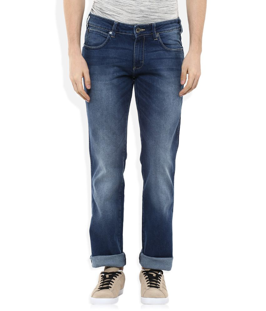 Wrangler Blue Floyd Regular Fit Jeans