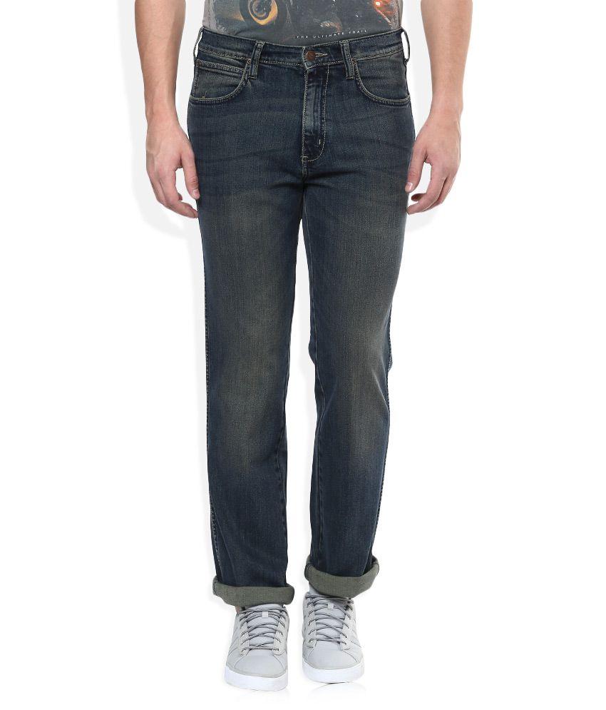 Wrangler Blue Texas Regular Fit Jeans