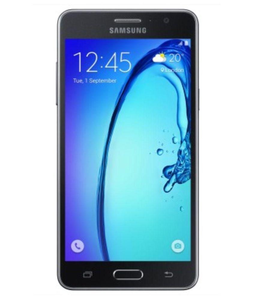 Samsung Samsung Galaxy On 7 ( 8GB Black )
