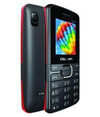 Celkon C327 ( Below 256 MB Black )