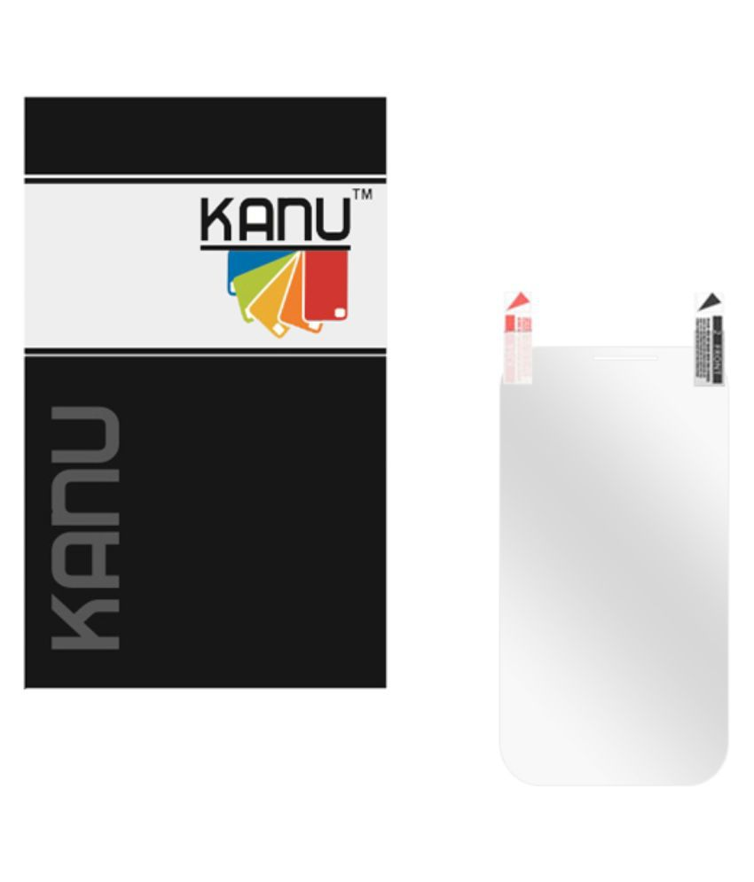 Kanu Tempered Glass Screen Protector for Lenovo A2010