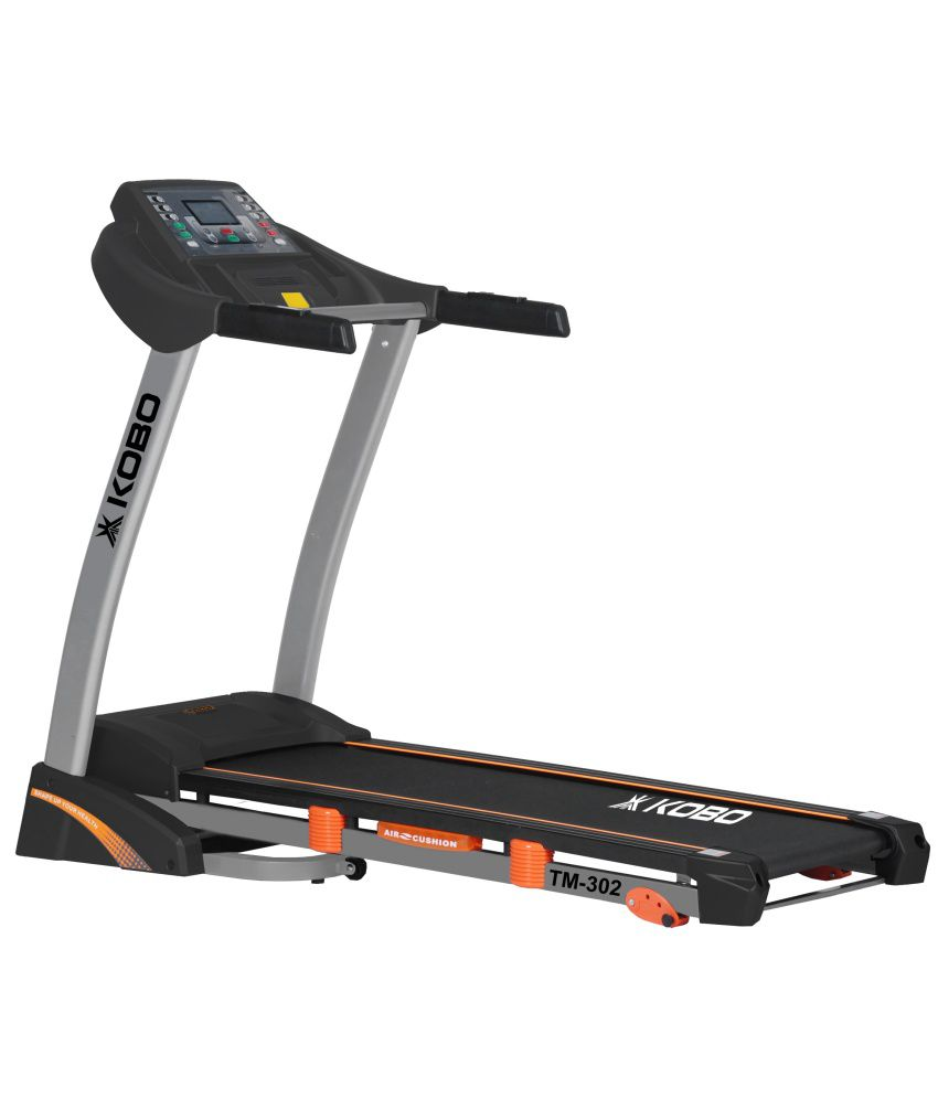 kobo motorized treadmill buy online at best price on snapdeal rh snapdeal com Folding Manual Treadmill Top Ten Manual Treadmills