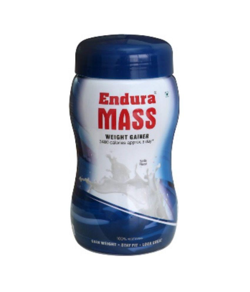 Endura Mass 500 g vanilla