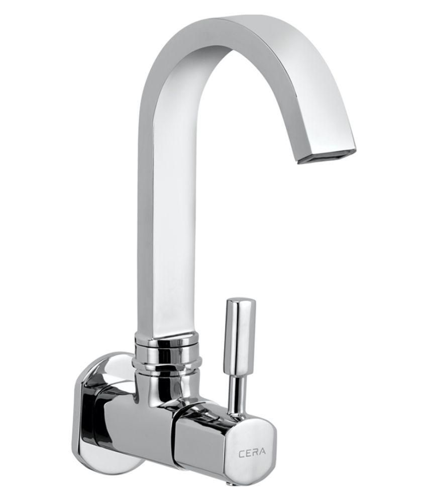 buy cera cera taps kitchen sink tap cs-1417 online at low price in