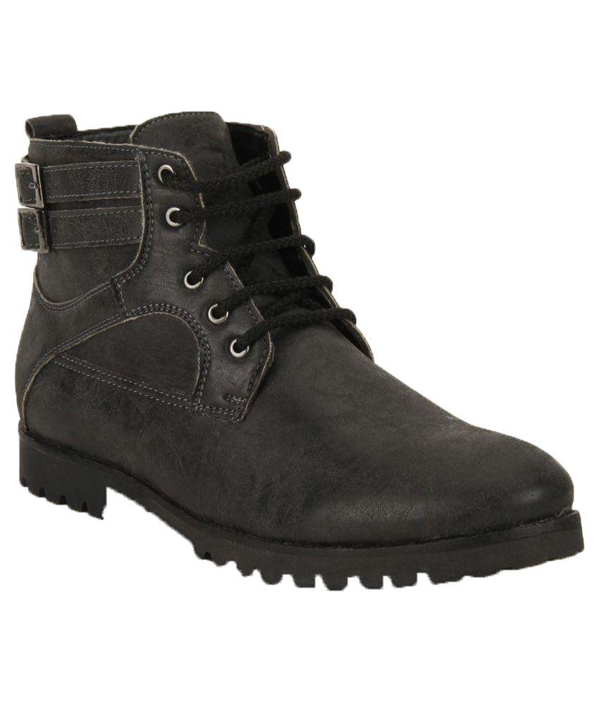 Ziera Black Boots