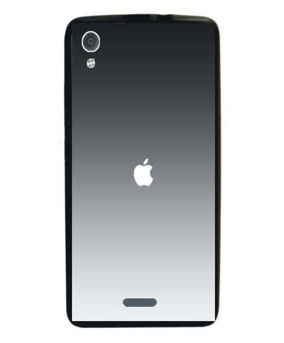 best service f1d83 6a971 Back Cover for Lava A52 - Plain Back Covers Online at Low Prices ...