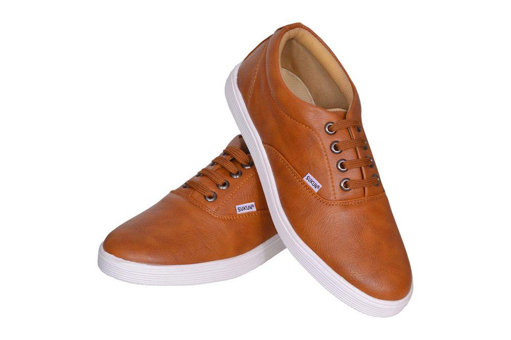 fashionable cheap sale fashionable Sukun Tan Casual Shoes clearance pictures outlet shop 4DedKJWPK