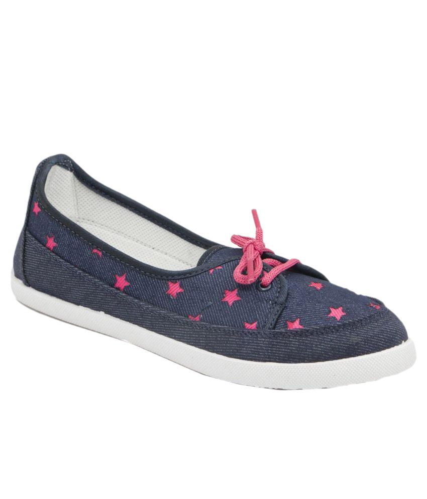 4b6d4201c Asian Shoes Blue Casual Shoes available at SnapDeal for Rs.398